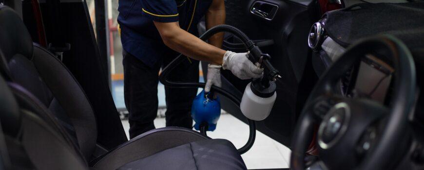 Como limpiar y desinfectar tu coche para prevenir el COVID19